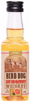 Bird Dog Ruby Red Grapefruit Flavored Whiskey 50ML
