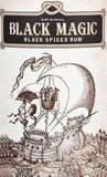 Black Magic Spiced Rum 50ml