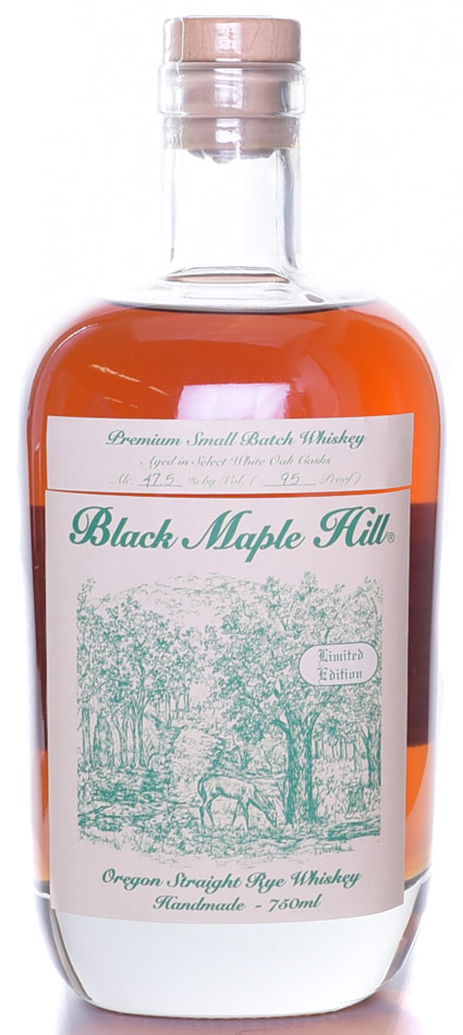 Black Maple Hill Oregon Rye Whiskey