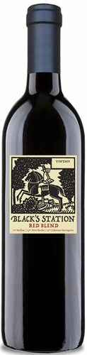 Black's Station Red Blend Wine 2015