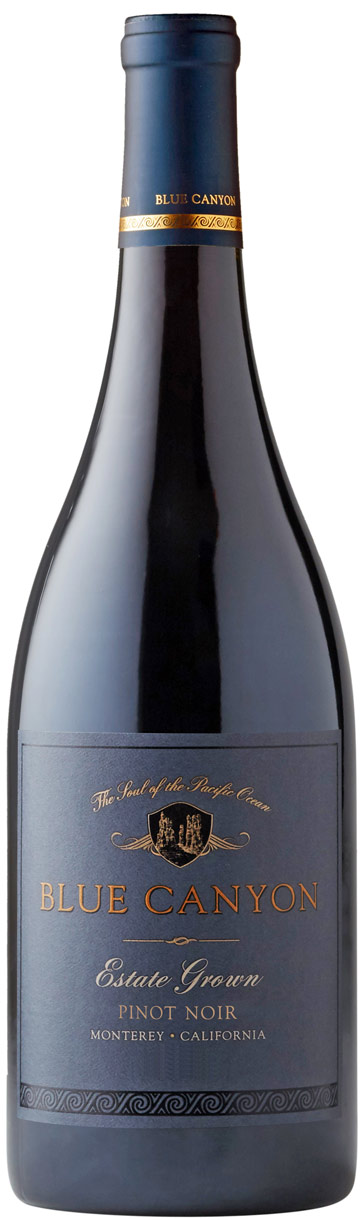 Blue Canyon Monterey Pinot Noir 750ML (case of 12)