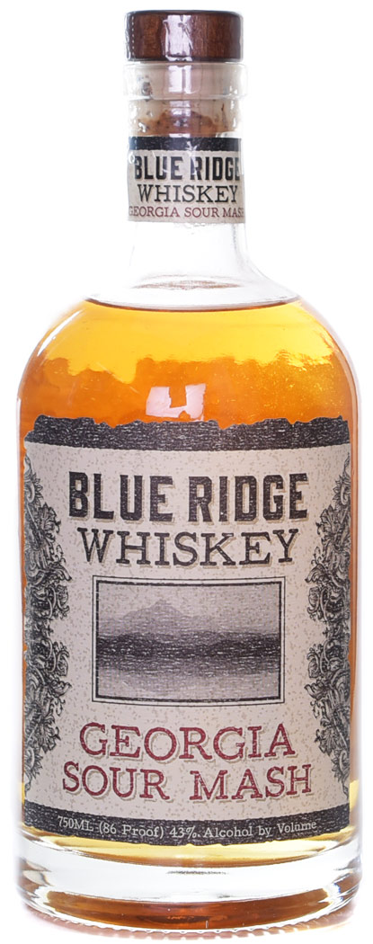Blue Ridge Georgia Sour Mash Whiskey