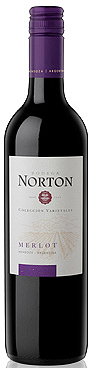 Bodega White Label Norton Merlot