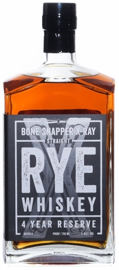 Bone Snapper X-Ray 4 Year Old Reserve Straight Rye Whiskey