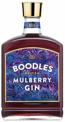 Boodles Mulberry Gin 750ML