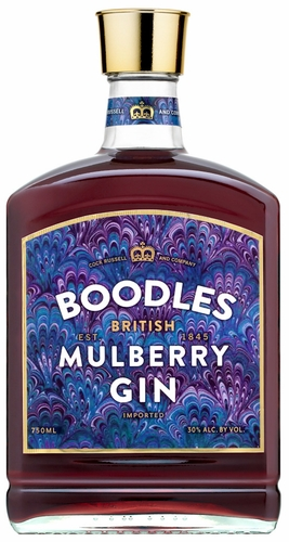 Boodles Mulberry Gin (case of 12)