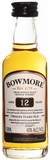 Bowmore Islay 12 Year Old Single Malt Scotch 50ML