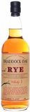 Braddock Oak Single Barrel Rye Whisky 750ML