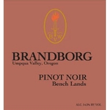 Brandborg Bench Lands Pinot Noir 750ML
