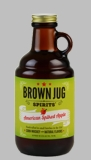 Brown Jug American Spiked Apple Flavored Whiskey