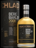 Bruichladdich Bere Barley Islay Grown- Dunlossit Estate Single Malt Scotch Whisky 2008
