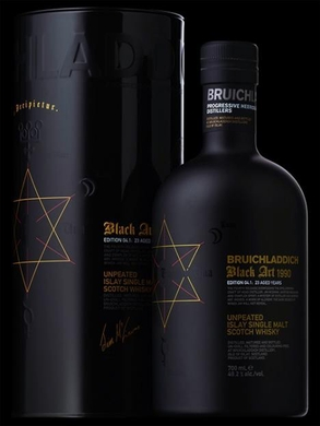 Bruichladdich Black Art 6 26 Year Old Single Malt Scotch