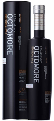 Bruichladdich Octomore Scottish Barley 7.1 Single Malt Scotch