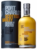 Bruichladdich Port Charlotte Scottish Barley Heavily Peated Single Malt Scotch