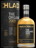 Bruichladdich The Organic Scottish Barley Mid Coul Farms Dalcross Single Malt Scotch 2009