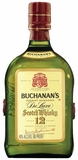 Buchanans 12 Year Old Blended Scotch 750ML