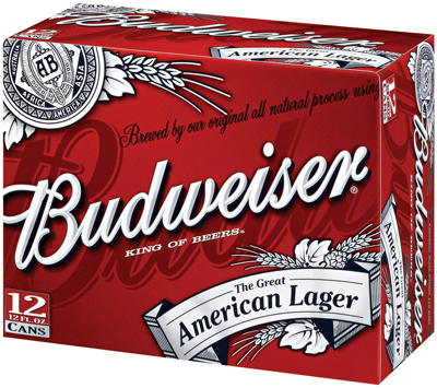 budweiser cans for sale
