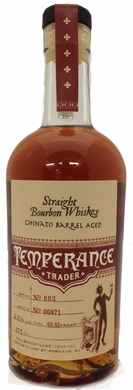 Temperance Trader Chinato Barrel Aged Whiskey 375ML