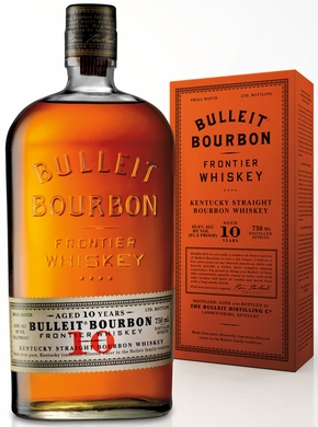 Bulleit 10 Year Old Bourbon 750ML