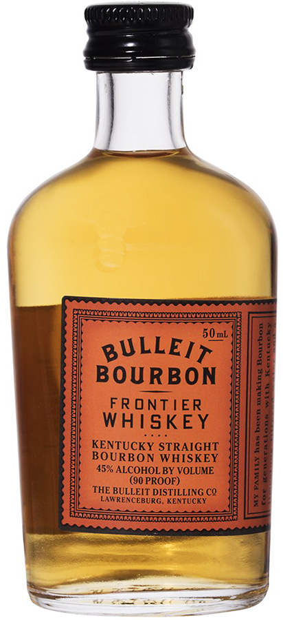 Bulleit Bourbon Frontier Whiskey 50ML