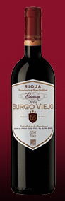 Burgo Viejo Rioja Crianza 750ML (case of 12)