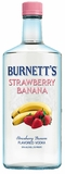 Burnetts Strawberry Banana Vodka 1L