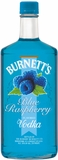 Burnetts Blue Raspberry Vodka 1L