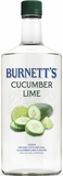 Burnetts Cucumber Lime Flavored Vodka 1L