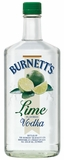 Burnett's Lime Vodka 1L