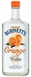 Burnetts Orange Vodka 1L