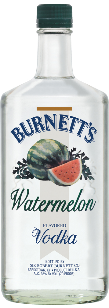 Burnetts Watermelon Vodka 1L