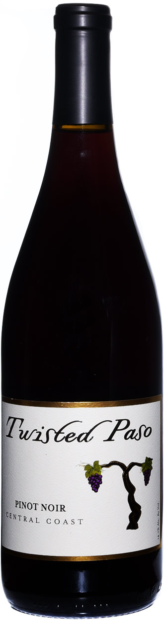 Calcareous Twisted Paso Robles Pinot Noir 750ML (case of 12)