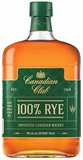 Canadian Club 100% Rye Canadian Whisky 750ML