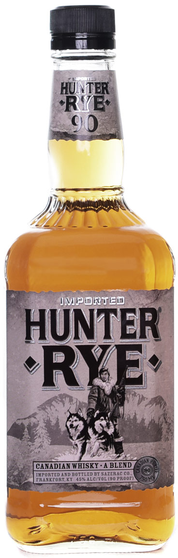 Canadian Hunter Rye Whisky 750ML