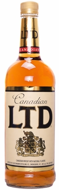 Canadian LTD Whiskey 1L