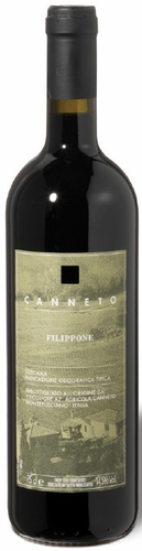 Canneto Filippone Toscana IGT 750ML (case of 6)