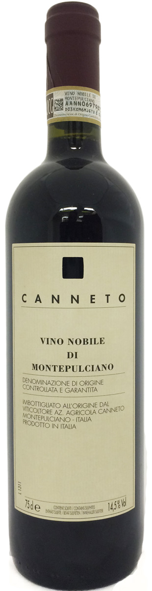 Canneto Vino Nobile di Montepulciano 750ML (case of 12)