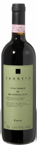 Canneto Vino Nobile di Montepulciano Riserva 750ML (case of 12)