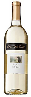 Canyon Oaks Moscato 750ML