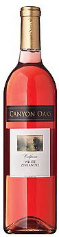 Canyon Oaks White Zinfandel 750ML