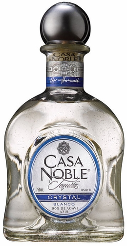 Casa Noble Crystal Blanco Tequila 750ML