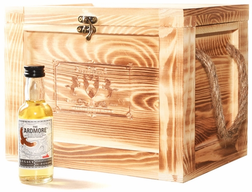 Case of Scotch- Ardmore Legacy