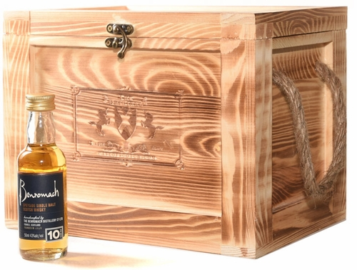 Case of Scotch- Benromach 10 Year