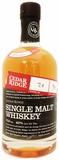 Cedar Ridge Biscuit Single Malt Whiskey