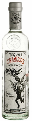 Chamucos Tequila Blanco 750ML