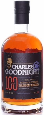 Charles Goodnight 100 Proof Bourbon
