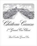 Chateau Canon la Gaffeliere St. Emilion 750ML (case of 12) 2012
