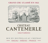 Chateau Cantemerle Haut-Medoc 750ML (case of 12) 2015