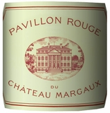 Chateau Pavillon Rouge Margaux (case of 12) 2014