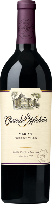 Chateau Saint Michelle Columbia Valley Merlot